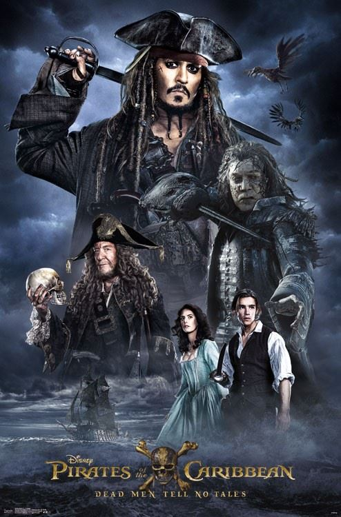 Pirates Movie Cover