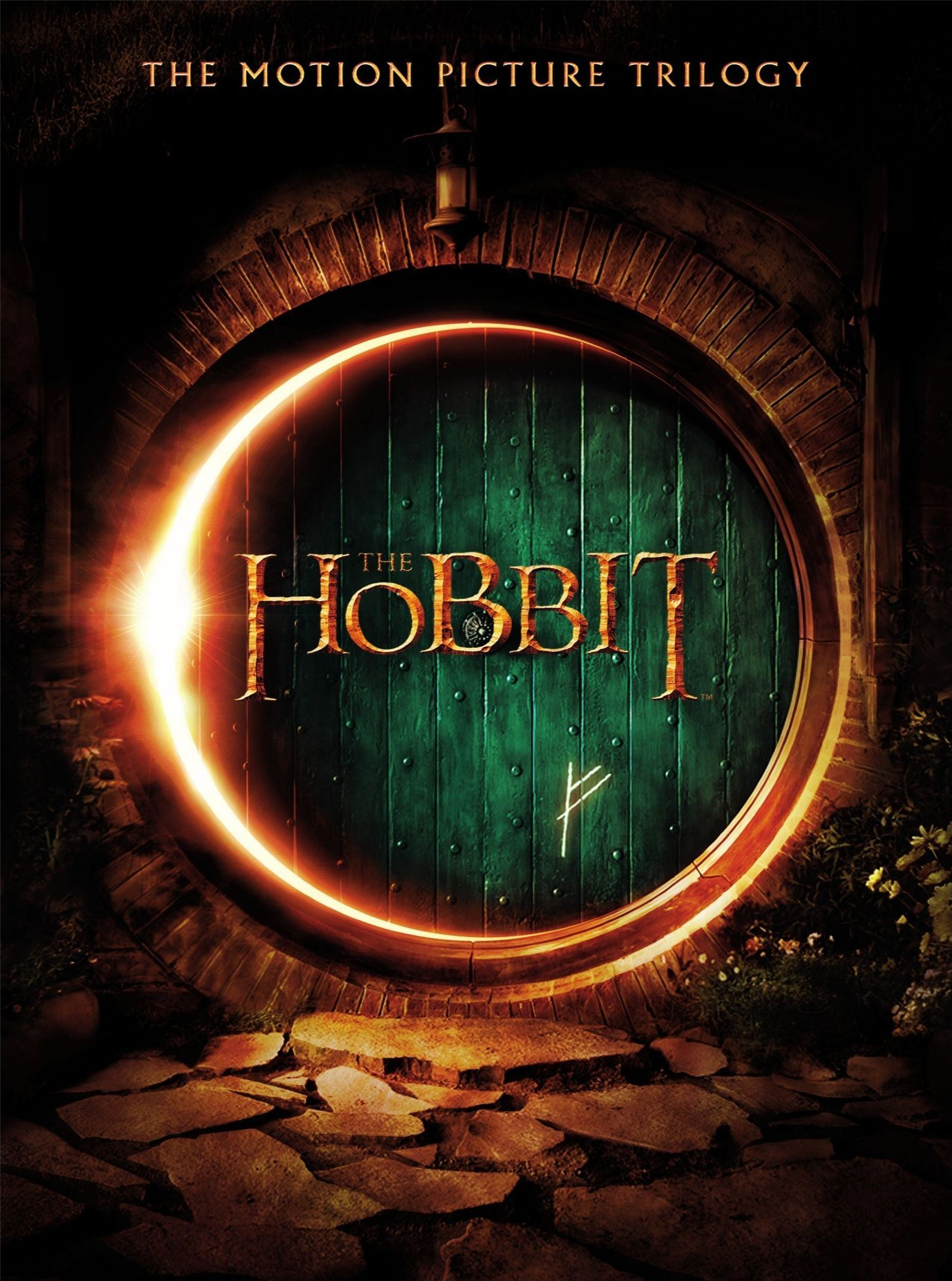 Hobbit Movie Trilogy Poster