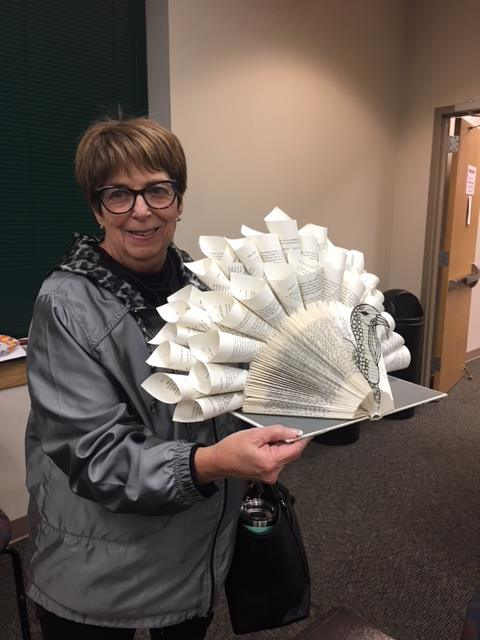 Adult Pinterest Book Turkeys