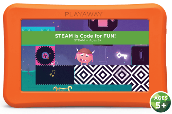 STEAM is Code for FUN!