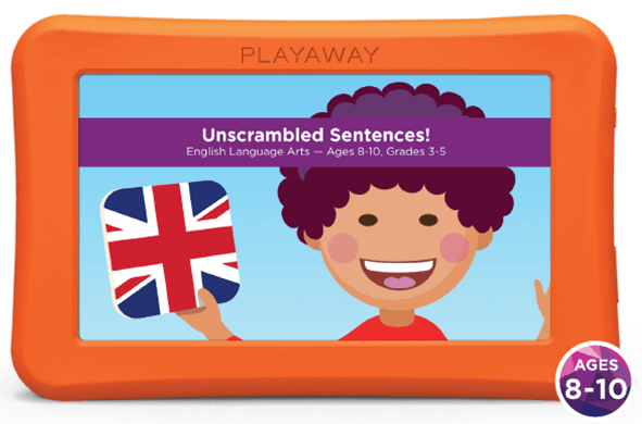 Unscrambled Sentences!